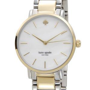 ケイトスペード kate spade 時計 1YRU0005 グラマシー ホワイトシェル×ゴールド レディース 腕時計 s-select