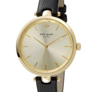 kate spade ケイトスペード レディース 腕時計 1YRU0811 Holland ホランド スキニー ゴールド×ブラック 新品【送料無料】|s-select