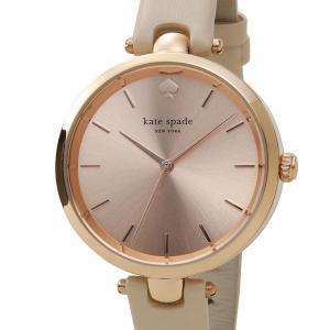ケイトスペード kate spade 時計 1YRU0812 ホランド ローズゴールド×ピンクベージュ革ベルト レディース 腕時計 s-select