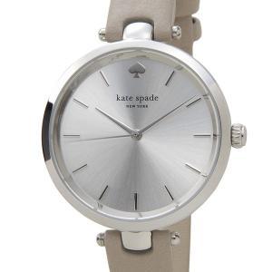 ケイトスペード kate spade 時計 1YRU0813 ホランド シルバー×グレー革ベルト レディース 腕時計【送料無料】|s-select