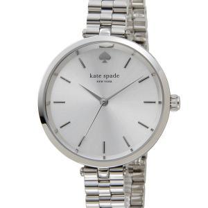 ケイトスペード kate spade レディース 腕時計 1YRU0859 ホランド スキニー シルバー【送料無料】|s-select