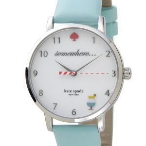 ケイトスペード kate spade KSW1104 Metro メトロ ホワイト レディース 腕時計|s-select