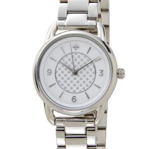 kate spade ケイトスペード レディース 腕時計 KSW1165 Boat House ボースハウス ホワイト×シルバー【送料無料】|s-select