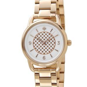 kate spade ケイトスペード レディース 腕時計 KSW1165 Boat House ボースハウス ホワイト×ピンクゴールド【送料無料】|s-select