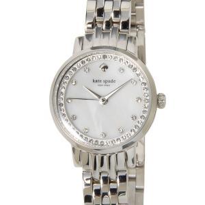 ケイトスペード kate spade レディース 腕時計 KSW1241 モントレー ミニ ホワイトシェル×シルバー 新品【送料無料】|s-select