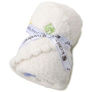 カシウェア kashwere ベビーブランケット BB-73-05-30 Baby Blanket Polka Dot ドット クリーム 出産祝い ブランド s-select