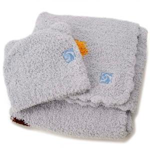 カシウェア kashwere ベビーブランケット BB-73-15-30 Baby Blanket Polka Dot ドット ベビー・ブルー 出産祝い ブランド s-select