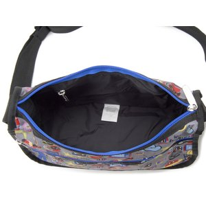 レスポートサック LeSportsac ショルダーバッグ 7520 E292 クラシックホーボー バッカルー レディース バッグ レスポ 新品|s-select|03