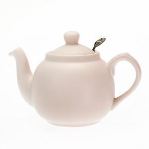 ロンドンポタリー London Pottery ティーポット 2カップ ノルディック ピンク 580151 2CUP 英国 ブランド|s-select