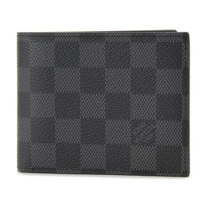 Louis Vuitton ルイヴィトン 二つ折り財布 N41635 ダミエ・グラフィット ポルトフォイユ・アメリゴ s-select