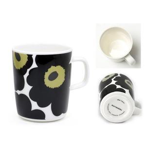 マリメッコ マグカップ ウニッコ Marimekko 63641 030 ホワイト×ブラック コップ コーヒーカップ ブランド|s-select