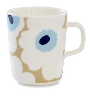 マリメッコ Marimekko マグカップ 63431 815 UNIKKO ウニッコ ベージュ コーヒーカップ 北欧ブランド|s-select