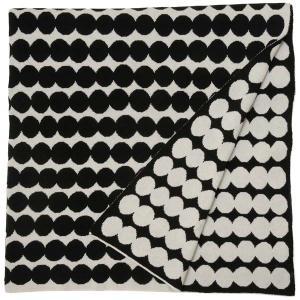 Marimekko マリメッコ ブランケット 67372-190 182cm×130cm ラシィマット ドット柄 大判 北欧|s-select