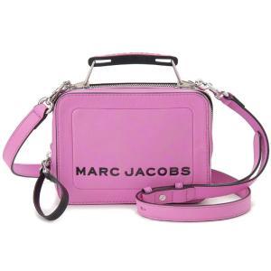 マークジェイコブス MARC JACOBS ショルダーバッグ M0014508-670 THE BOX ザ ボックス ピンク レディース 新品 【送料無料】|s-select