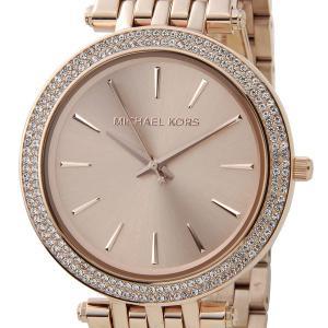 マイケルコース MICHAEL KORS 腕時計 レディース MK3192 DARCI GLITZ ダーシー ローズゴールド ブランド|s-select
