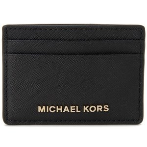 MICHAEL KORS マイケルコース カードケース 32S4GTVD1L-001 パスケース 定期入れ ブラック s-select