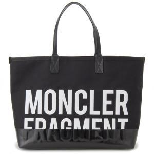 モンクレール MONCLER トートバッグ 00610-549XW-999 モンクレール・フラグメント ヒロシ・フジワラ ブラック メンズ 新品 【送料無料】|s-select