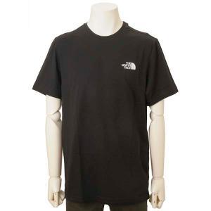 クリアランスセール ノースフェイス THE NORTH FACE Tシャツ 半袖 メンズ ブラック NF0A2TX5JK3 ロゴTシャツ s-select