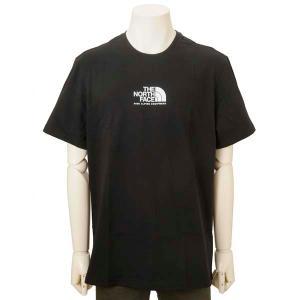 クリアランスセール ノースフェイス THE NORTH FACE Tシャツ 半袖 メンズ ブラック NF0A4SZUJK3 ロゴTシャツ s-select