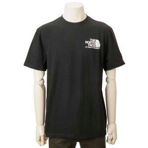 クリアランスセール ノースフェイス THE NORTH FACE Tシャツ 半袖 メンズ ブラック NF0A52Y8JK3 ロゴTシャツ s-select