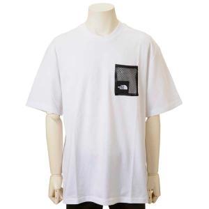 クリアランスセール ノースフェイス THE NORTH FACE Tシャツ 半袖 メンズ ホワイト NF0A557KFN4 ロゴTシャツ s-select