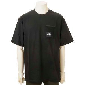 クリアランスセール ノースフェイス THE NORTH FACE Tシャツ 半袖 メンズ ブラック NF0A557KJK3 ロゴTシャツ s-select