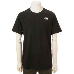 クリアランスセール ノースフェイス THE NORTH FACE Tシャツ 半袖 メンズ ブラック NF0A55AXJK3 ロゴTシャツ s-select