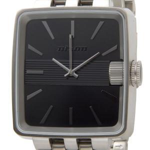 ニクソン NIXON サルタン ブラック メンズ 腕時計 Sultan Black A004 000 ブランド s-select