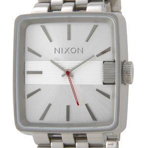 ニクソン NIXON サルタン ホワイト メンズ 腕時計 Sultan White A004 100 ブランド|s-select