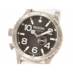 ニクソン NIXON 51-30PU ポリウレタンバンド ホワイト/ブラック a058127 ブランド s-select