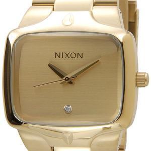 ニクソン NIXON プレイヤー NA140509 GOLD/ゴールド メンズ腕時計 ブランド s-select