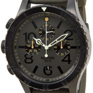 訳あり BOX汚れ ニクソン NIXON THE 48-20 クロノグラフ A278-1089 サープラス メンズ ウォッチ 腕時計 ブランド s-select