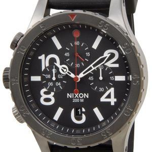 ニクソン NIXON THE 48-20 クロノグラフ A278-1426 ガンメタル メンズ ウォッチ 腕時計 ブランド s-select