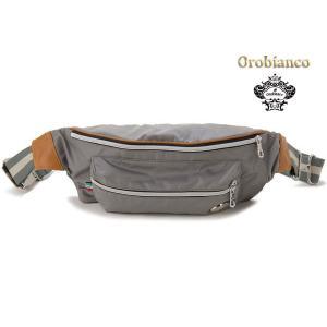 オロビアンコ Orobianco ボディバッグ FREKTEK-B-GR グレー メンズ ブランド|s-select
