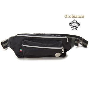 オロビアンコ Orobianco ボディバッグ FREKTEK-B-NE ブラック メンズ ブランド|s-select