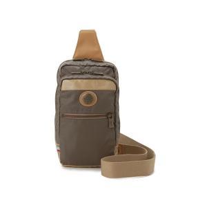 オロビアンコ Orobianco ボディバッグ FRIVOLO-C-BRONZO ブロンズ メンズ ブランド|s-select