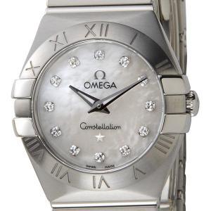 オメガ 腕時計 123.10.24.60.55.001 レデ...