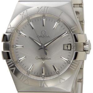 オメガ OMEGA 腕時計 123.10.35.60.02.001 シルバー メンズ  新品 s-select