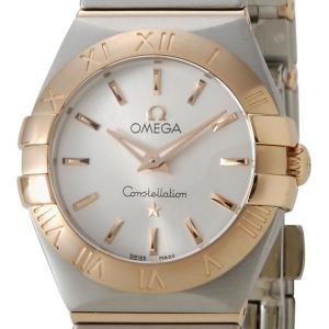 オメガ OMEGA 123.20.24.60.02.001 コンステレーション ブランド|s-select
