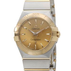 オメガ 123.20.27.60.08.001 コンステレーション ブラッシュ レディース 腕時計 OMEGA コンビ s-select