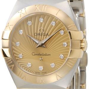 オメガ OMEGA 腕時計 123.20.27.60.58.001 コンステレーション ブラッシュ レディース ブランド s-select