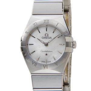 オメガ OMEGA レディース コンステレーション マンハッタン ブラッシュクォーツ 131.10.25.60.05.001 腕時計 s-select