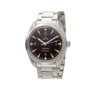 オメガ OMEGA シーマスター レイルマスター マスタークロノメーター 220.10.40.20.01.001 ブラック メンズ 腕時計 新品【送料無料】|s-select
