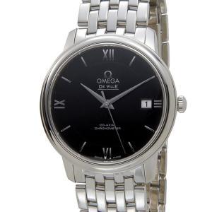 オメガ OMEGA 424.10.37.20.01.001 デビル プレステージ コーアクシャル メンズ 腕時計 s-select