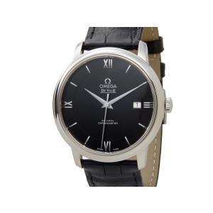 オメガ OMEGA デビル 424.13.40.20.01.001 DE VILLE プレステージ コーアクシャル 腕時計 メンズ|s-select