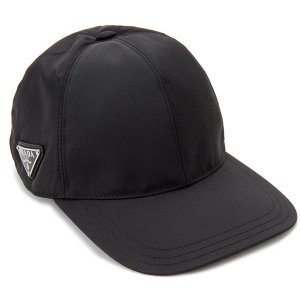 プラダ PRADA 帽子 ベースボールキャップ Mサイズ 1HC274 2B15 F0002 ナイロン キャップ メンズ/レディース|s-select