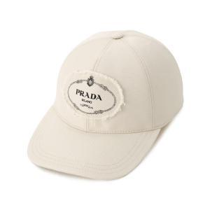 プラダ PRADA 帽子 キャップ 2HC274 010 F0034 Mサイズ GRAZZO ロゴキャップ メンズ/レディース【送料無料】|s-select