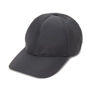 プラダ PRADA キャップ 帽子 2HC274-2B15-F0002 M ナイロン ロゴ ブラック メンズ レディース 新品【送料無料】|s-select