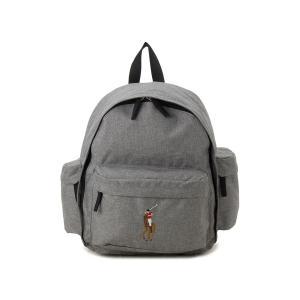ポロ ラルフローレン Polo Ralph Lauren キッズ ジュニア リュック 950218A グレー s-select
