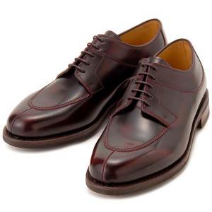 パラブーツ PARABOOT 革靴 メンズ AVIGNON ACTEM アヴィニョン ボルドー 704929 Uチップ ビジネスシューズ s-select